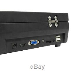 10.1 inch LCD Screen 2448 in 1 Games Arcade Pandora's Box 3D Video Game Console