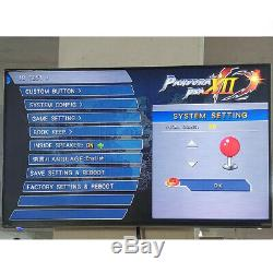 2020 New Version! Pandora's Box 12S 3188 Games 2D/3D video game Double-players