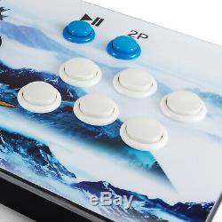 2020 New Version! Pandora's Box 9S 1500 Games 2D/3D video game Double-players