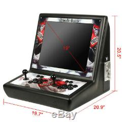 2 Players Pandora's Box 2500 Games in 1 2D/3D Arcade Game Console Play at Home