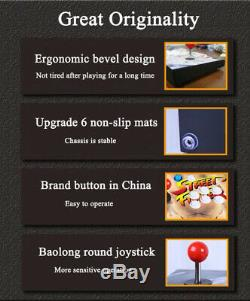 3D Pandora's Box 2413 in 1 Video Games 2 Players Retro Arcade Console Support TV