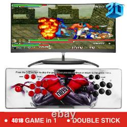4018 in 1 Pandora's Box Video Games Double Stick 4 Players Arcade Console For TV