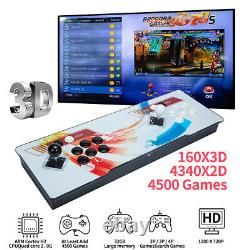 8000/4263/4500 Game Pandora's Box Video 3D Games Arcade Consoles For Home Party
