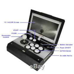 Foldable DIY Pandora Box Flash 3D&2D 2448 Games in 1 Arcade Console Play Gifts