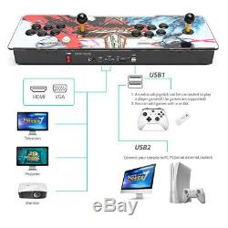 Glotech Pandora Box 12S Console 3333 Games in 1 3D Video Games Machines for Home