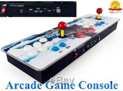 HOT Pandora Box 9S 2706 IN 1 Video Games 3D&2D Home Arcade Console HD US Stock