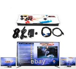 NEW 3D Pandora Box Arcade Video Games Console 2448 Classic Game Double Player LZ