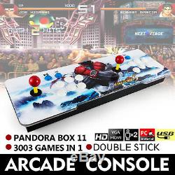 New Pandora Box 11s 3003 3D & 2D Games in 1 Retro Video Game Arcade Console