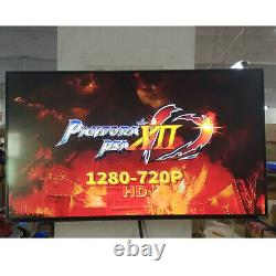 New Pandora Box 3188 in 1 Games 2 Stick Arcade Console 3D Support Projector USA