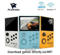 POWKIDDY A19 Pandoras Box Android Handheld Console IPS Screen 3000 Retro Games