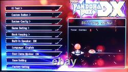 Pandora's Box dx 2992 in 1 Arcade JAMMA kit have 3d and 3P 4P game Can save game