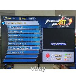 US Version! Pandora's Box 12S 3188 Games 2D/3D video game Home Double-players