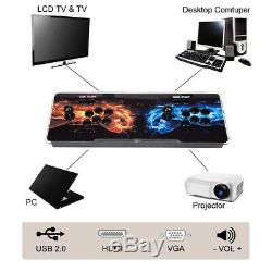 Upgrade US Pandora's Box 12S 3188 Games 2D/3D video game Double-players game OTS