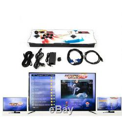 WIFI 3D Pandora's Box 2448 in 1 Family HD Video Games 2 Players Arcade Console